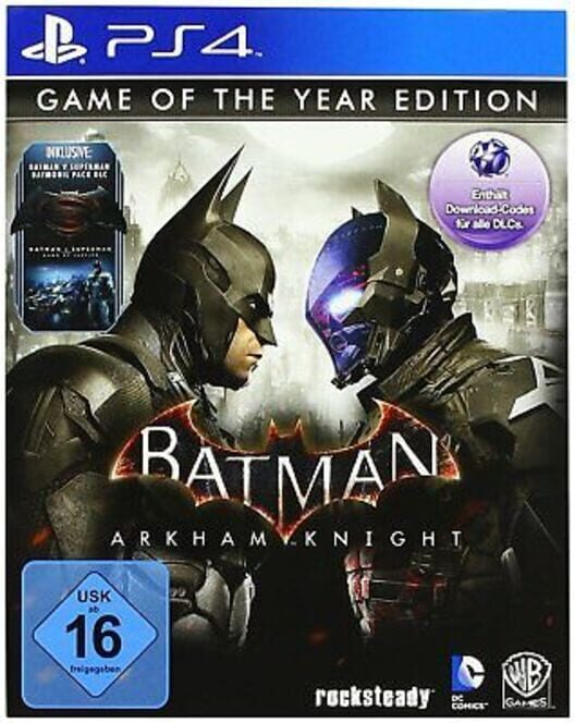 Batman: Arkham Knight - The Serious Edition image
