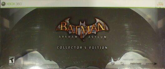 Batman: Arkham Asylum - Collector's Edition image