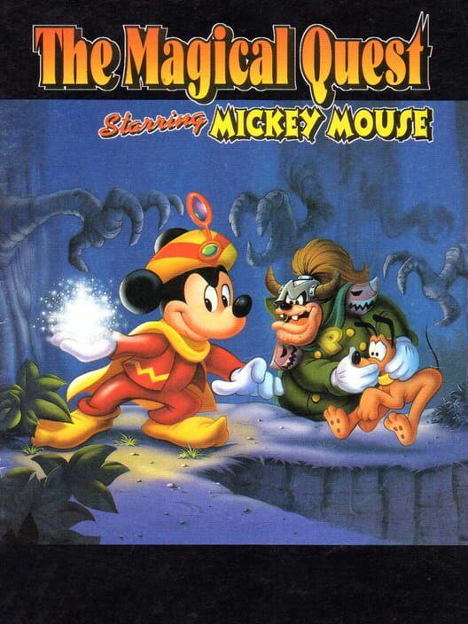 Disney's Magical Quest Display Picture