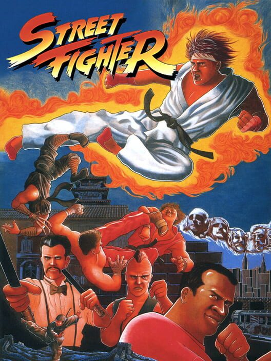 Street Fighter image