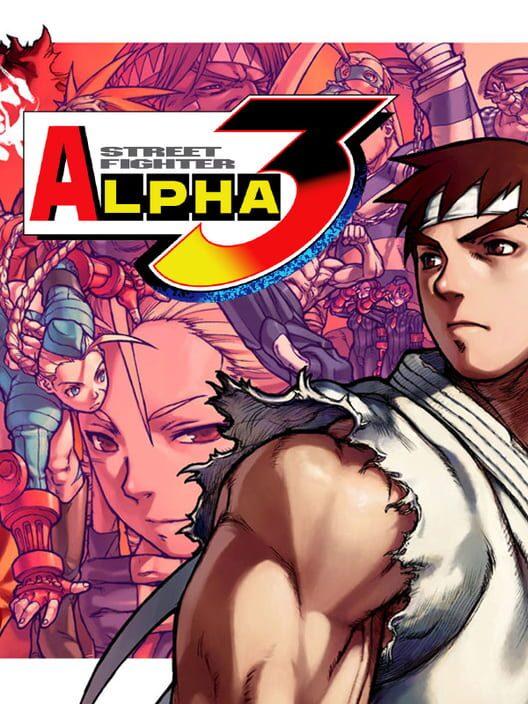 Street Fighter Alpha 3 image
