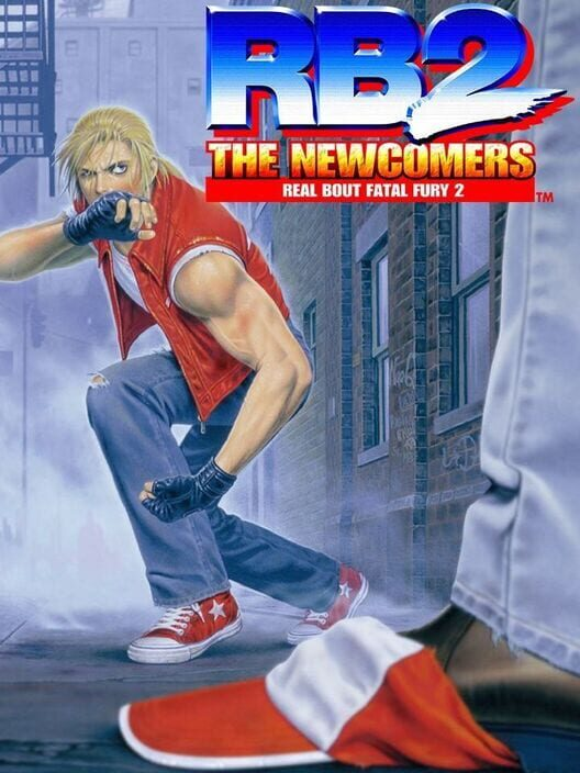 Real Bout Fatal Fury 2: The Newcomers image