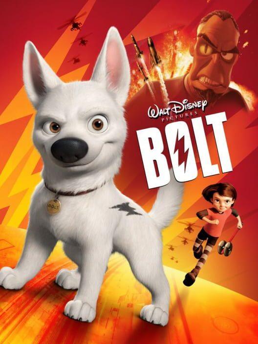 Disney's Bolt image