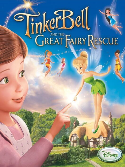 Disney Fairies: Tinker Bell and the Great Fairy Rescue Display Picture