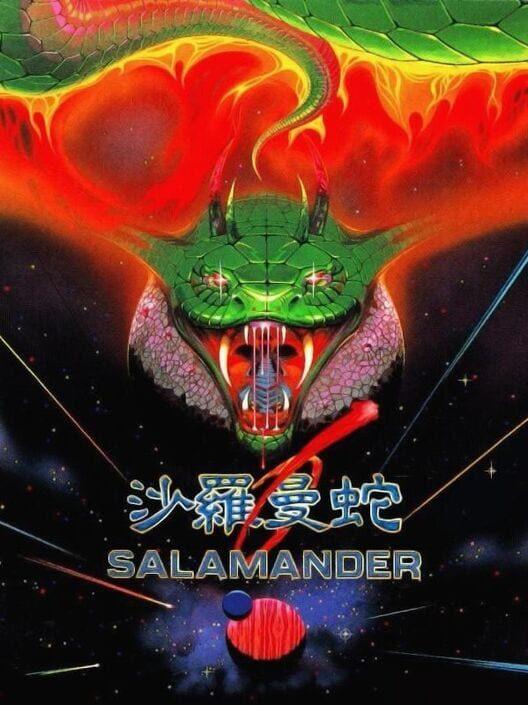 Salamander image