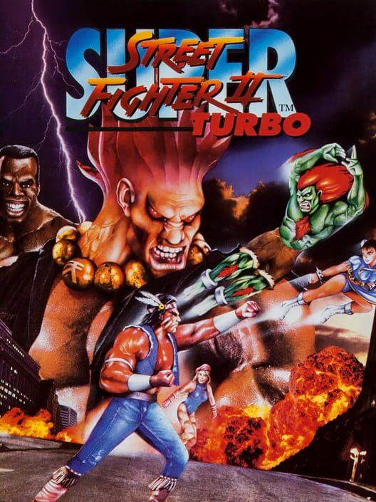 Super Street Fighter II Turbo image