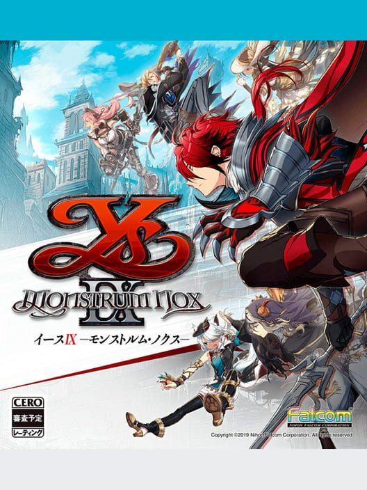 Ys IX: Monstrum Nox image