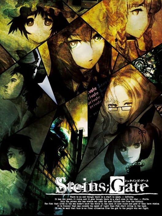 Steins;Gate image