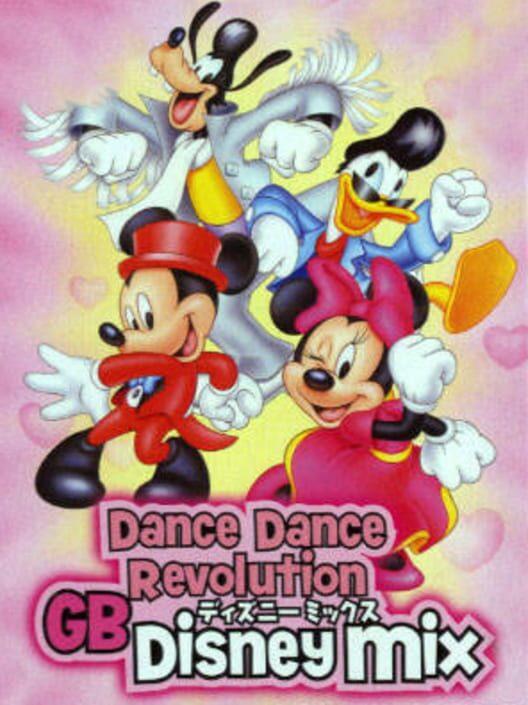 Dance Dance Revolution GB Disney Mix image