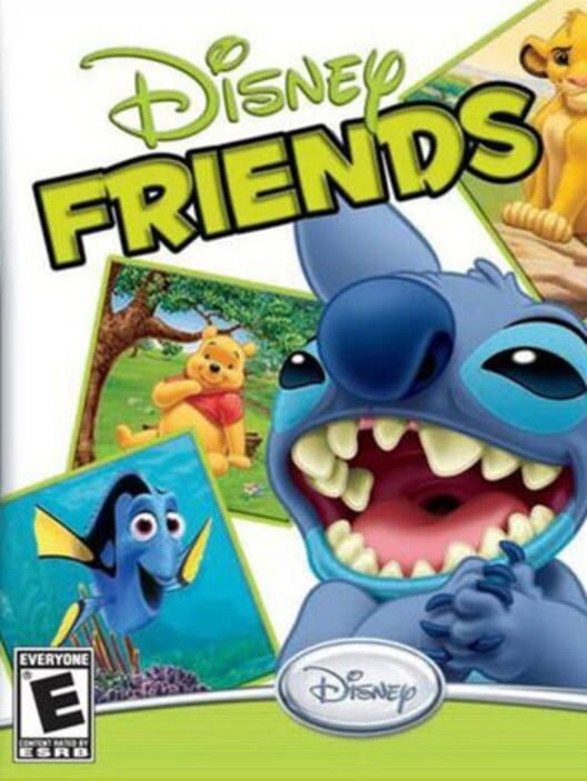 Disney Friends Display Picture