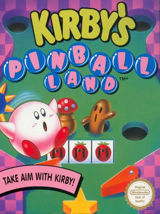 Kirby's Pinball Land image
