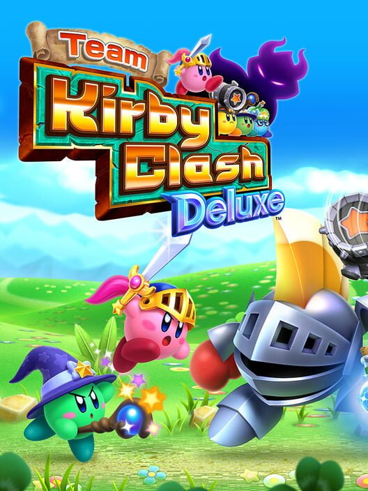 Team Kirby Clash Deluxe image