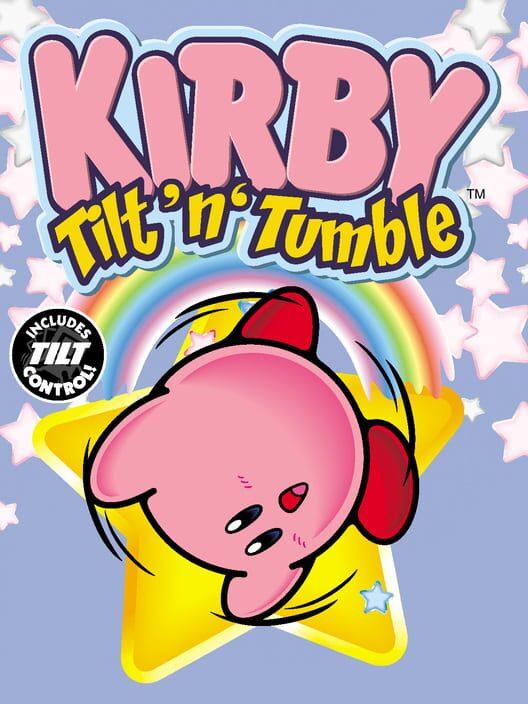Kirby Tilt n' Tumble image
