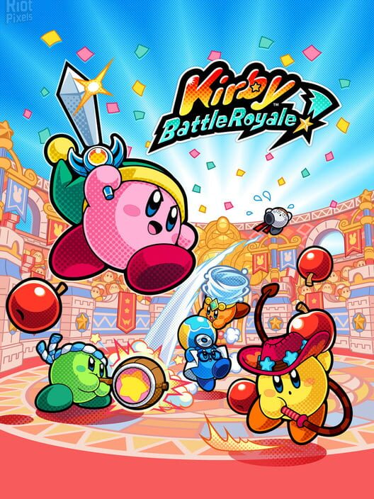 Kirby Battle Royale image