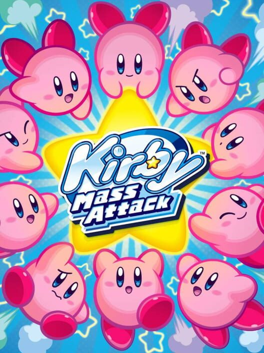 Kirby Mass Attack image