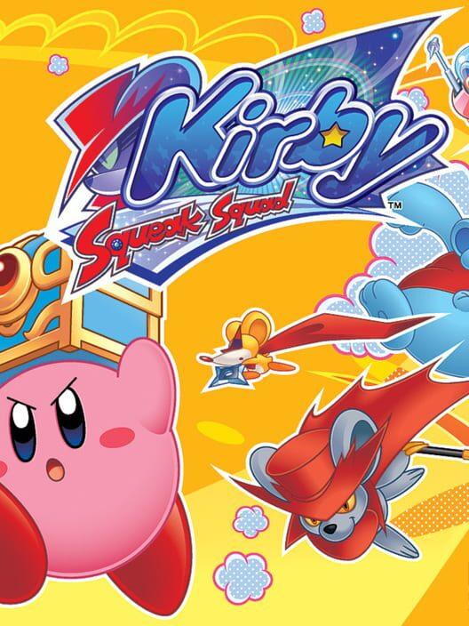 Kirby: Squeak Squad image