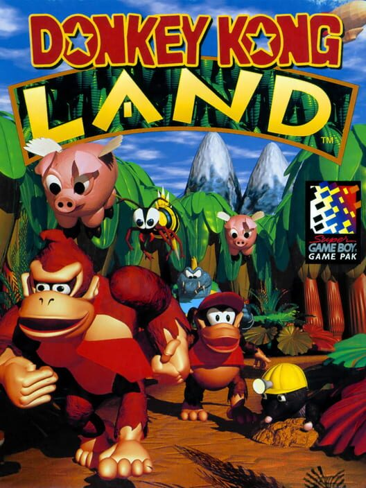 Donkey Kong Land image