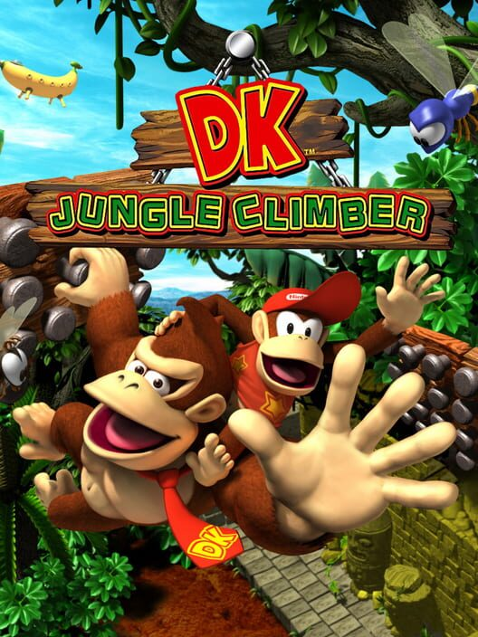 DK: Jungle Climber Display Picture