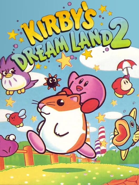 Kirby's Dream Land 2 image