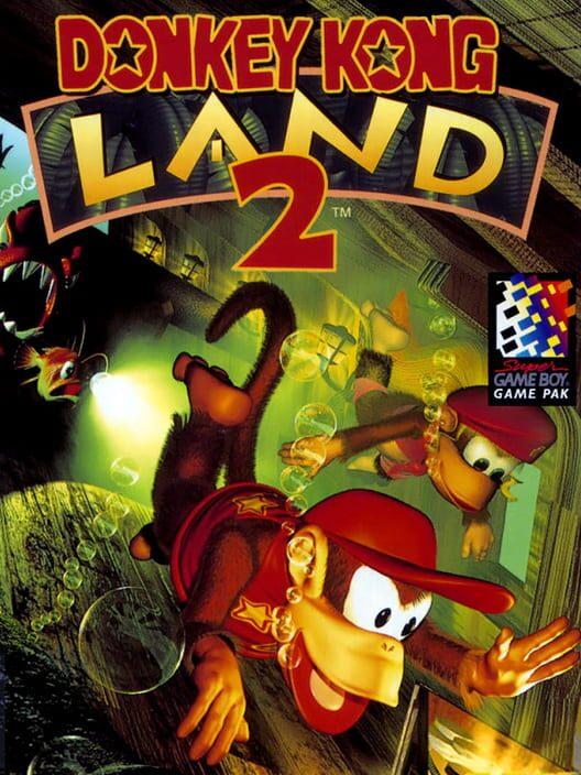 Donkey Kong Land 2 image