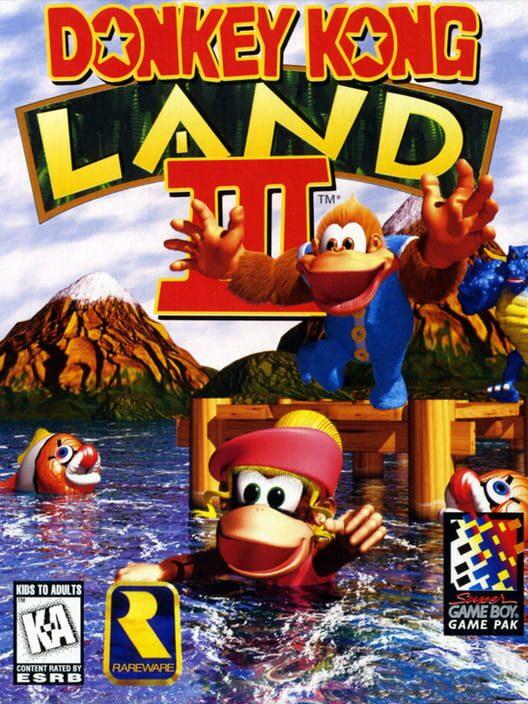 Donkey Kong Land III image