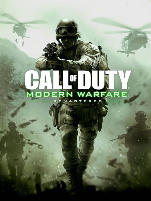 Call of Duty: Modern Warfare Remastered image