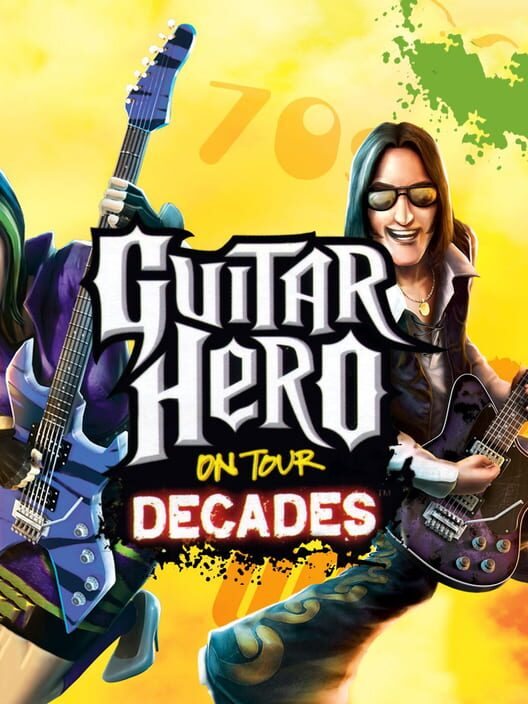 Guitar Hero On Tour: Decades Display Picture