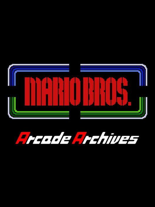 Arcade Archives Mario Bros. image