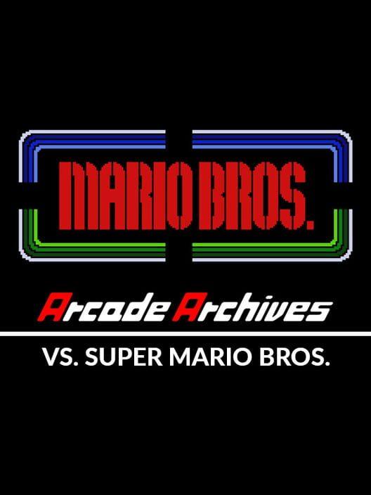 Arcade Archives VS. SUPER MARIO BROS. image