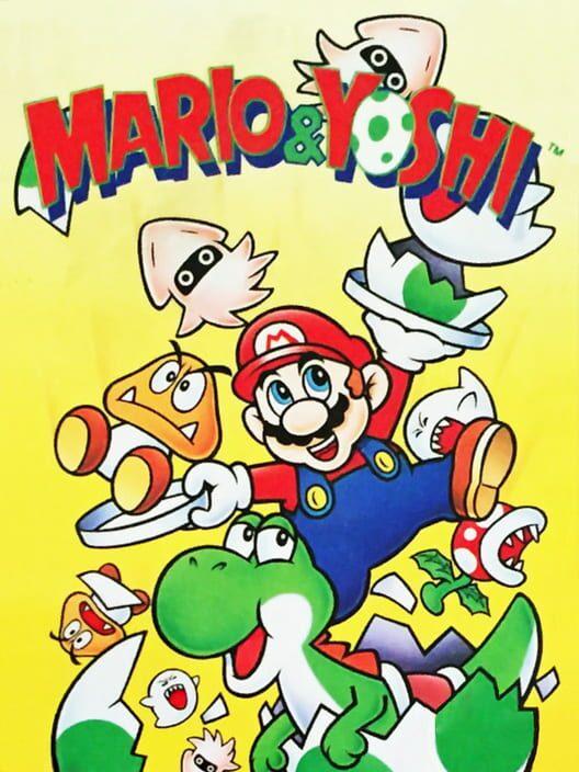 Mario & Yoshi image