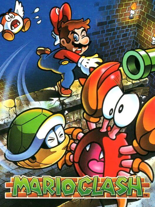 Mario Clash image
