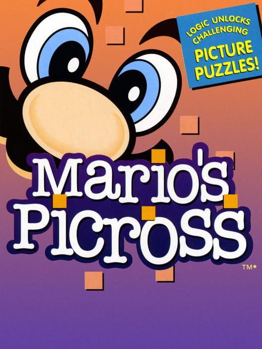 Mario's Picross image