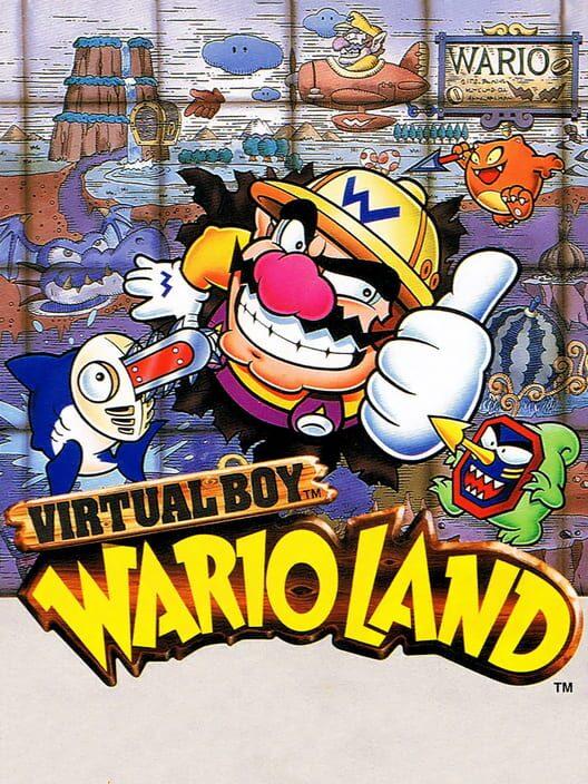 Virtual Boy Wario Land Display Picture