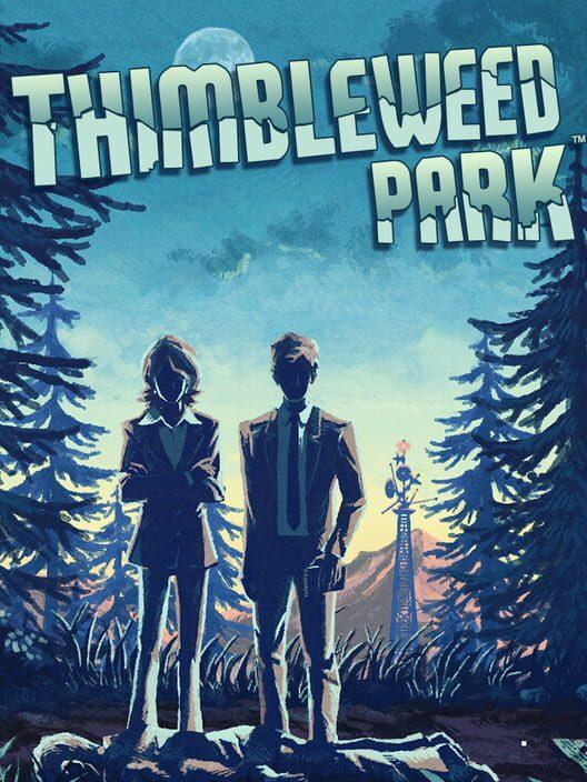 Thimbleweed Park Display Picture