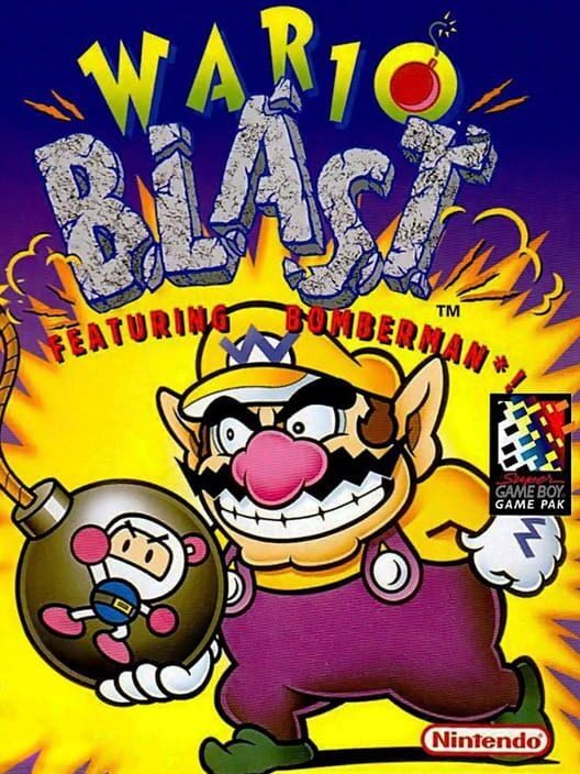 Wario Blast: Featuring Bomberman! image