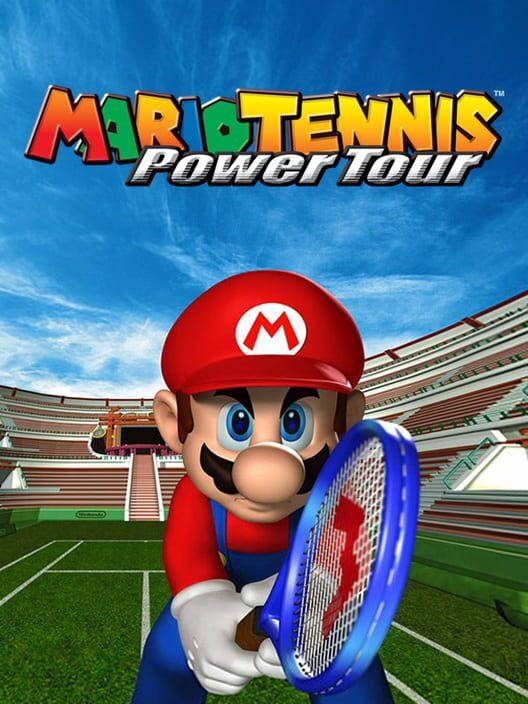 Mario Tennis: Power Tour image