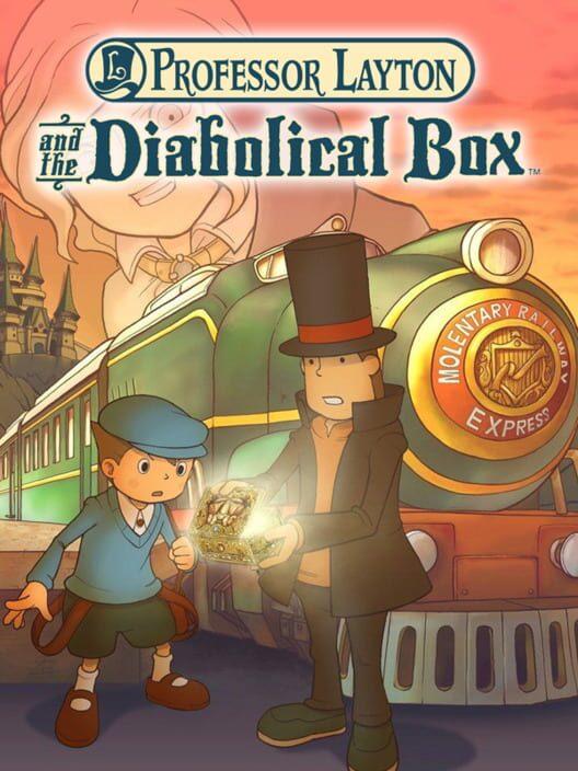 Professor Layton and the Diabolical Box image