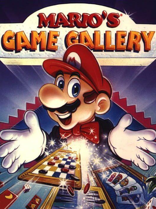 Mario's Game Gallery image
