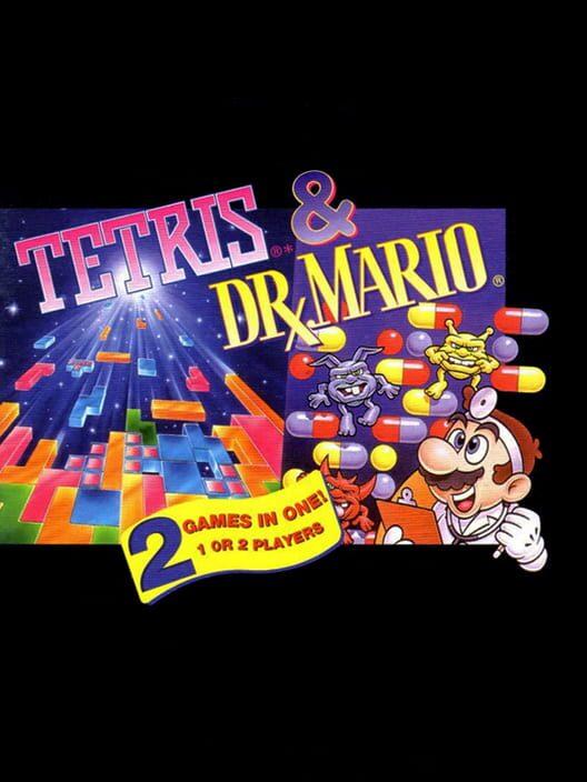 Tetris & Dr Mario image