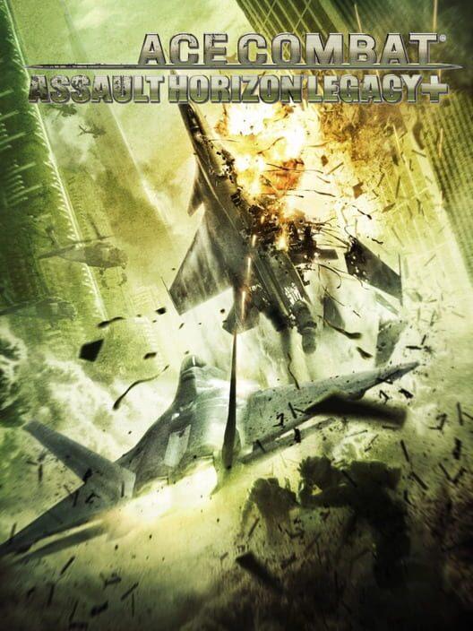 Ace Combat: Assault Horizon Legacy + image