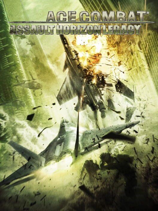 Ace Combat: Assault Horizon Legacy image