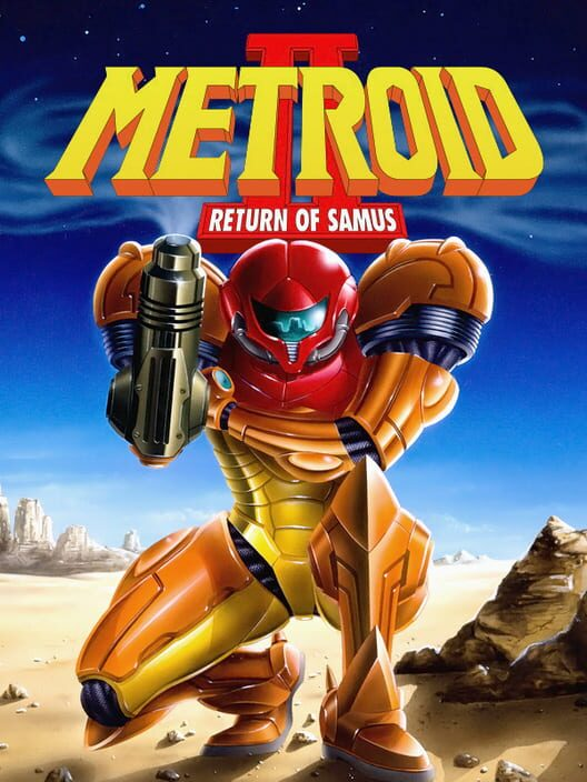 Metroid II: Return of Samus image