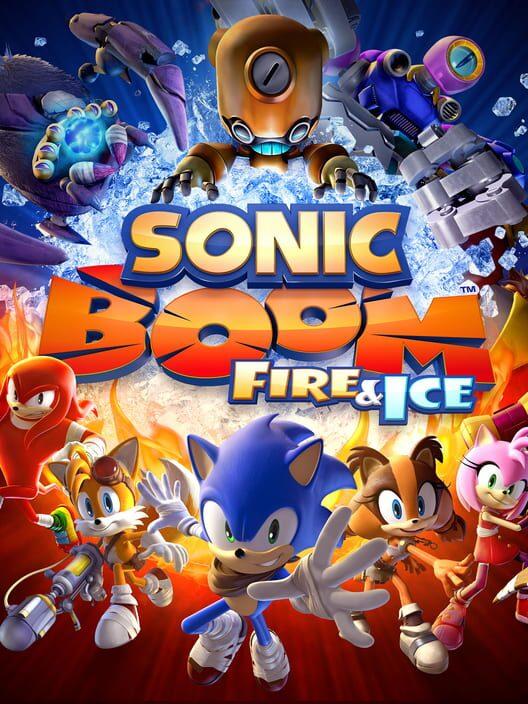 Sonic Boom: Fire & Ice image