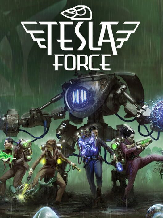 Tesla Force: United Scientists Army Display Picture