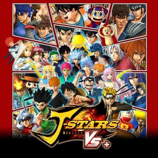 J-Stars Victory Vs+ image