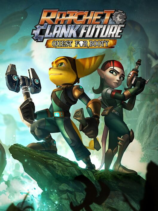 Ratchet & Clank Future: Quest for Booty image