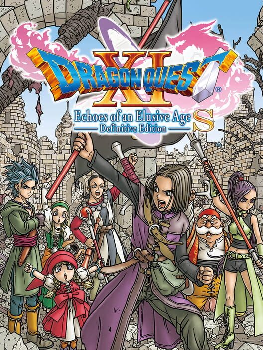 Dragon Quest XI S: Echoes of an Elusive Age - Definitive Edition image