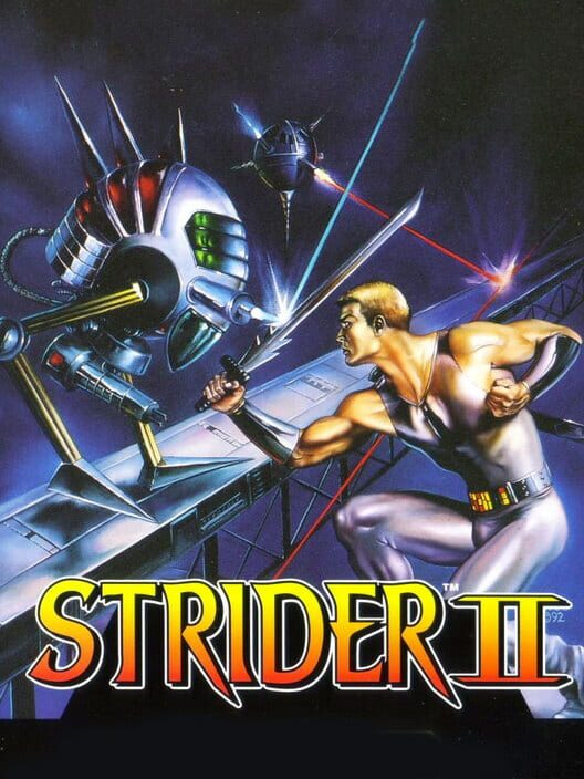 Strider Returns: Journey From Darkness Display Picture
