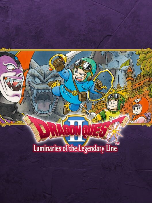 Dragon Quest II: Luminaries of the Legendary Line image