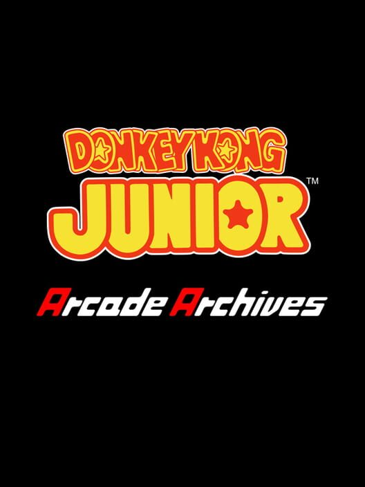 Arcade Archives DONKEY KONG JR. image